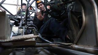 Boostedboiz meet SHO'NUFF the s2000 Racecar