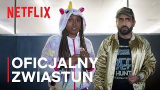 Gołąbeczki | Issa Rae i Kumail Nanjiani | Oficjalny zwiastun | Netflix