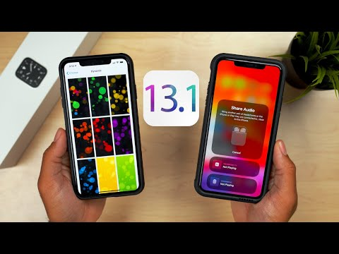 iOS 13.1 Released! New Features + Changes!