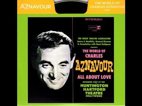 Charles Aznavour - Le temps (Live -1965)