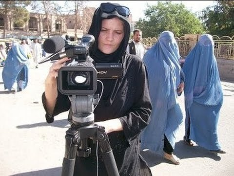 Sophie McNeill - Reporting from conflict zones, video interview