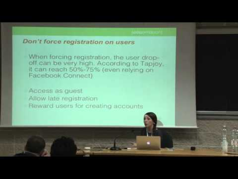 Mobile UX for user engagement and monetization - Emilia Ciardi - Codemotion Rome 2015