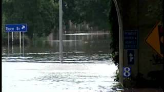Shelter Open, Many Roads In Harrisburg Still Underwater