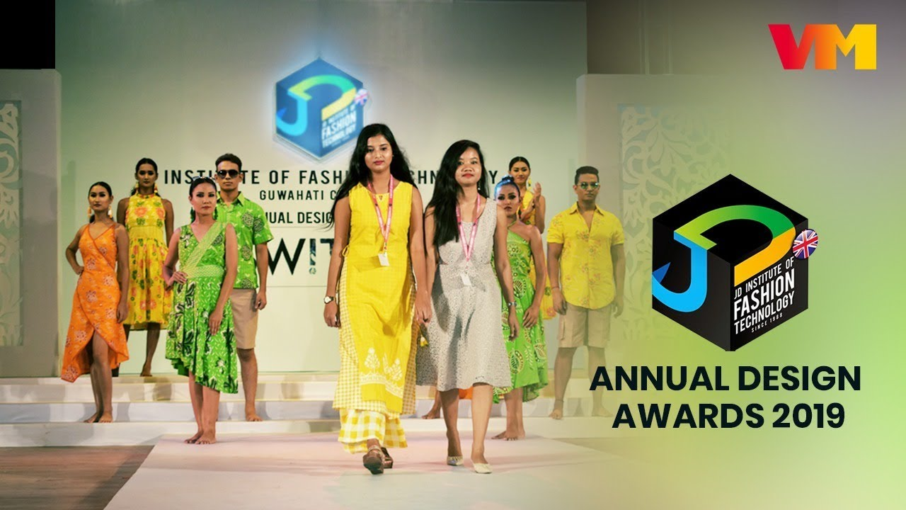 Jd Institute Of Fashion Technology Holds 14th Annual Design Awards 2019 Youtube