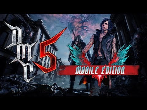 Devil May Cry 5 Mobile Gameplay Android APK & IOS Download