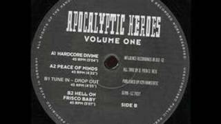 Apocalyptic Heroes - Tune In, Drop Out [1993]
