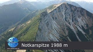 Notkarspitze 1988 m