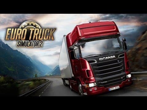 Euro Truck Simulator 2 (O'zbek tilida) Germaniyadan Po'lshaga 2 qism