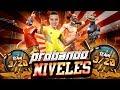 PROBANDO LOS NIVELES DE LOS NUEVOS INTEGRANTES DEL TEAM 3/20 EN FREE HACKER