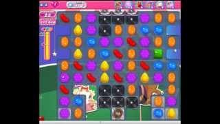 Candy Crush Saga Level 410 - 3 Stars