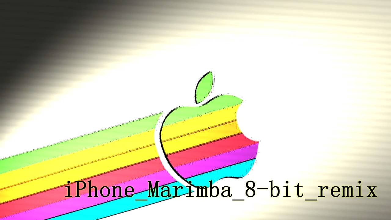 iphone marimba remix iphone marimba 8 bit chiptune remix 12022