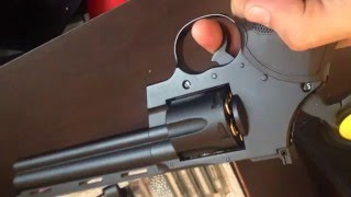 Revolver 357 4.5mm Swiss Arms CO2