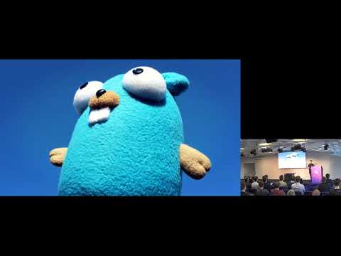 Go & Microservices - Matt Heath