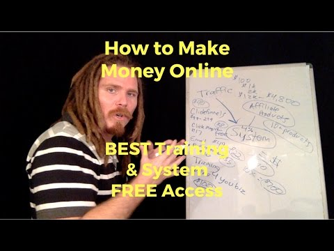 How To Make Money Online Fast 2017 | FREE Training | Affiliate Marketing