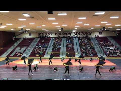 Briar Woods High School Winter Guard 2018