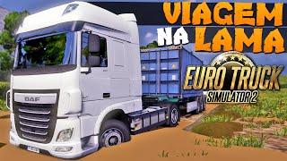 Caminhão no Atoleiro - Euro Truck Simulator 2