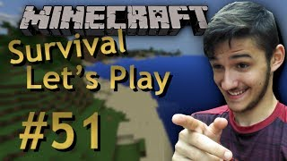 I Actually Live in My Parents Basement... (Minecraft Survival - Part 51 - Season 1)