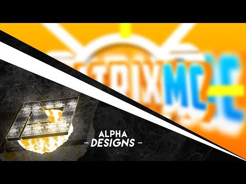 2D Paid Intro | MatrixMC | By Alpha Designs