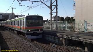 (JR東)川越線・八高線E231系性能試験