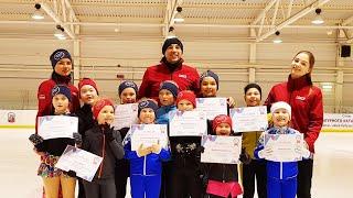 Сборы по фигурному катанию RyabininCamps | Figure Skating Camp