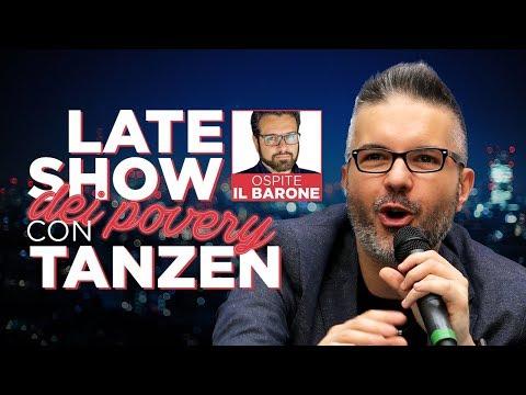 Chiacchiere di videogiochi con Antonio Jodice & Tanzen - Late Show dei Povery