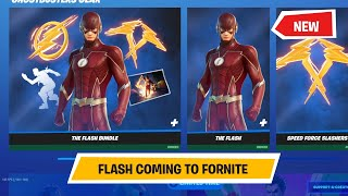 New Leaked Flash Bundle - Fortnite Item Shop Preview