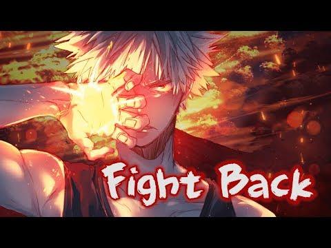 【Nightcore】→ Fight Back || Lyrics