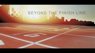Beyond The Finish Line - Trailer (The Olympic Legacy)