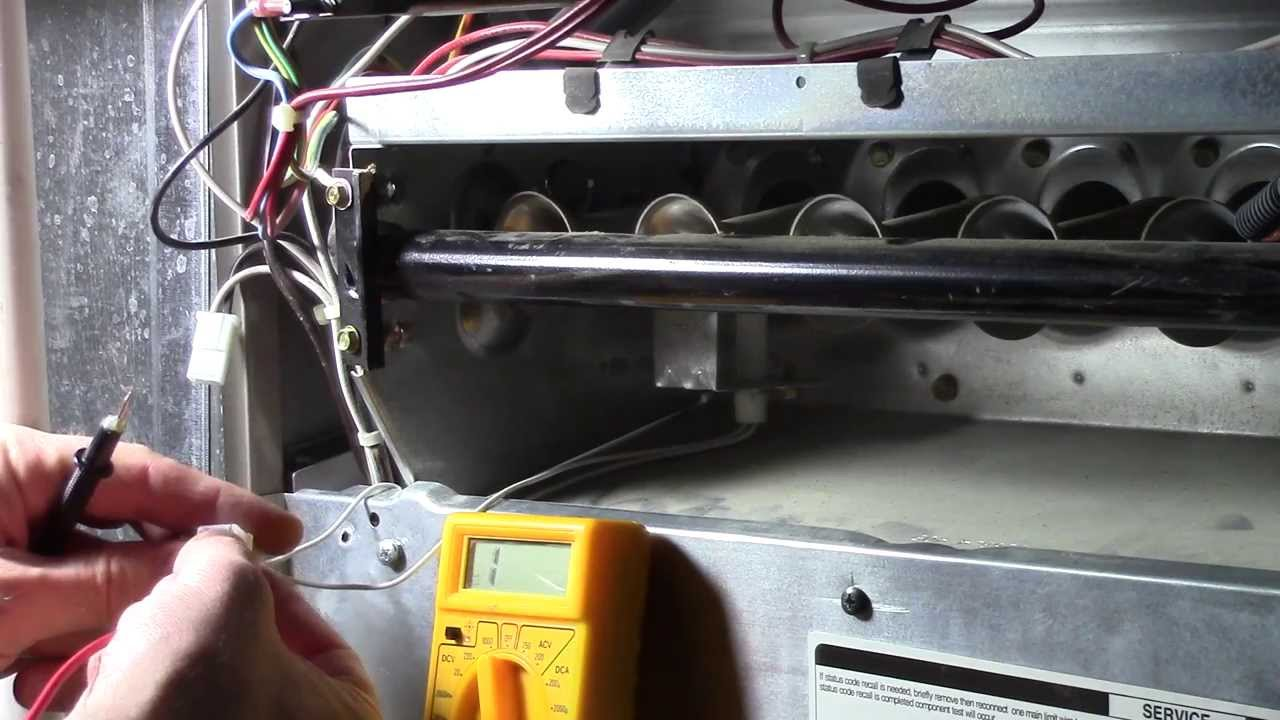 How to test a hot surface Ignitor - Gas Furnace Igniter ...