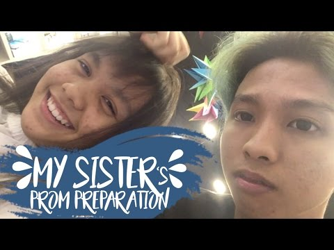 vlog-#2---my-sister's-prom-preparation