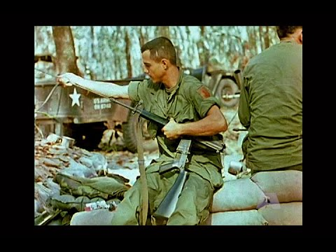 1st Infantry Division in Vietnam 1965-70 (Restored Color)