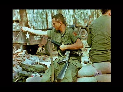 1st Infantry Division in Vietnam 1965-70 (Restored Color)