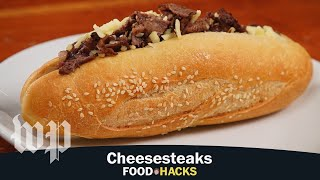 Cheesesteaks | Mary Beth Albright's Food Hacks