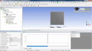Cornell ANSYS: Transient Conduction: Setup