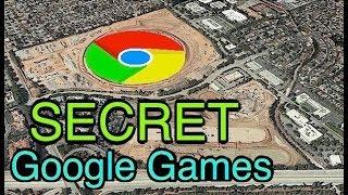 Secret Games By Google Game Studios