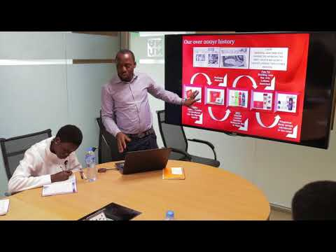 Dare to Dream  Masterclass by Roy Ekekwe   Head Personal Care Africa
