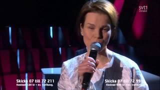 Anna Järvinen - Porslin (Melodifestivalen 2013)