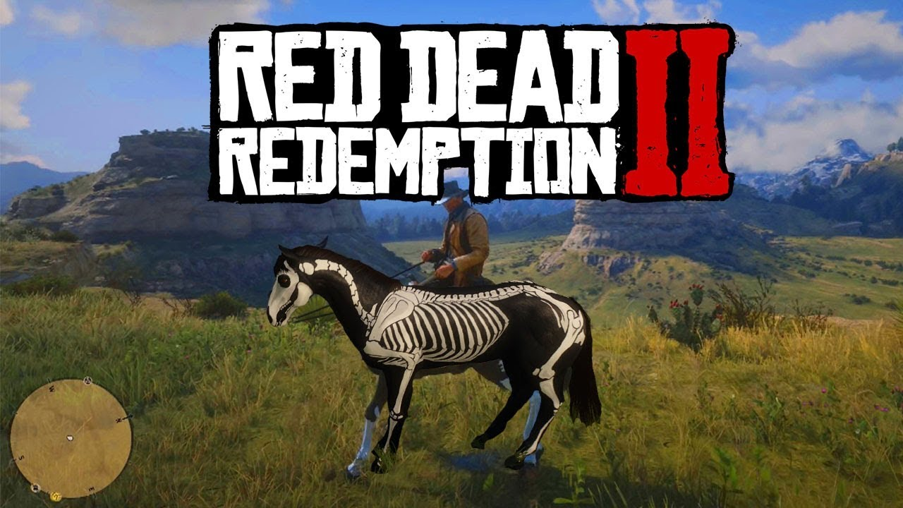 The Best Horse In Red Dead Redemption 2 Fastest Horse Customization