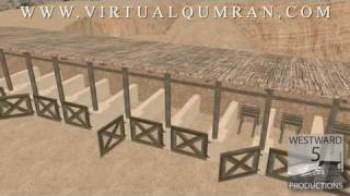 Qumran Reconstructed: The Locus 97 Stables