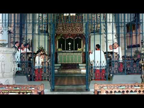 "BBC radio ""God so loved the world"": St Michael's Tenbury 1964 (Lucian Nethsingha)"