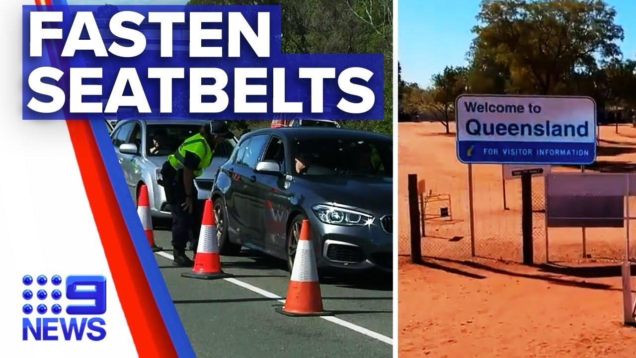 Coronavirus: Queensland border expected to open in July   Nine News Australia