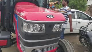 ACकेबिन में आ गया ट्रैक्टर ARJUN NOVO 605 DI, शौकीन किसान ने खरीदा 1100000 में ट्रैक्टर