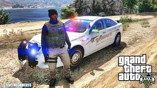 GTA 5 MODS LSPDFR 1047 - CAPRICE GRAPESEED PATROL!!! (GTA 5 REAL LIFE PC MOD)