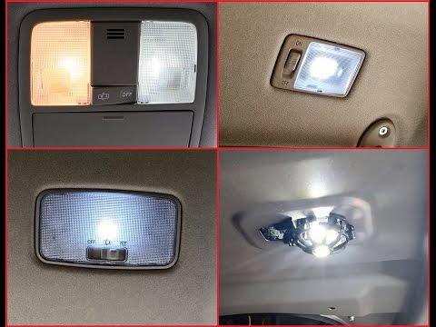Araç İçi LED Aydınlatma Uygulaması