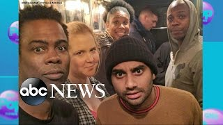 Chris Rock, Amy Schumer, Dave Chappelle Surprise Stand-Up Show