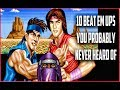 10 Beat Em Ups You Probably Never Heard