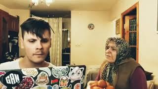 Андрей Борисов и бабушка  - Gan 13 . Новые Вайны