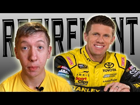 Raw Thoughts: Carl Edwards UNEXPECTED...
