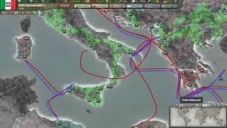 Hearts of iron III - Italy &Technology