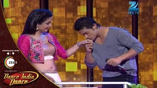 Dance India Dance Season 4  February 09, 2014 - Master Shruti & Amar